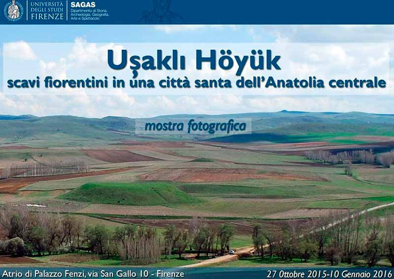 Photo Exhibit Archaeological Mission in Central Anatolia